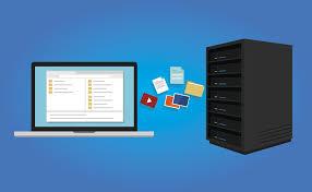 Typy przechowywania danych w hostingu